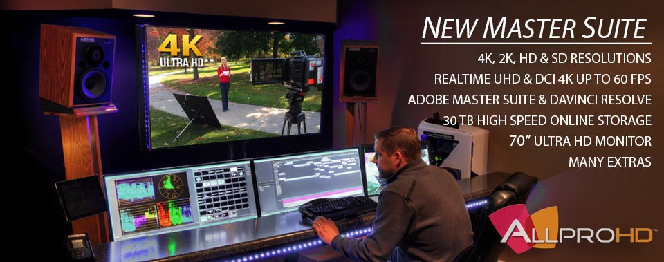 AllProHD is Columbus Ohio's best video production company.